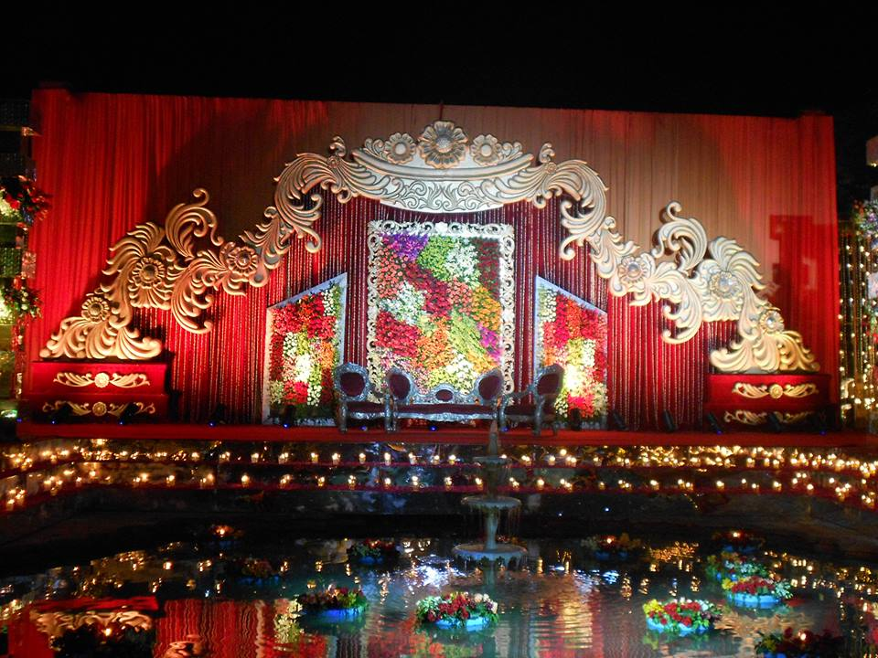 Wedding Flower Decoration Delhi, Flower Decorators, Flower Decor Delhi