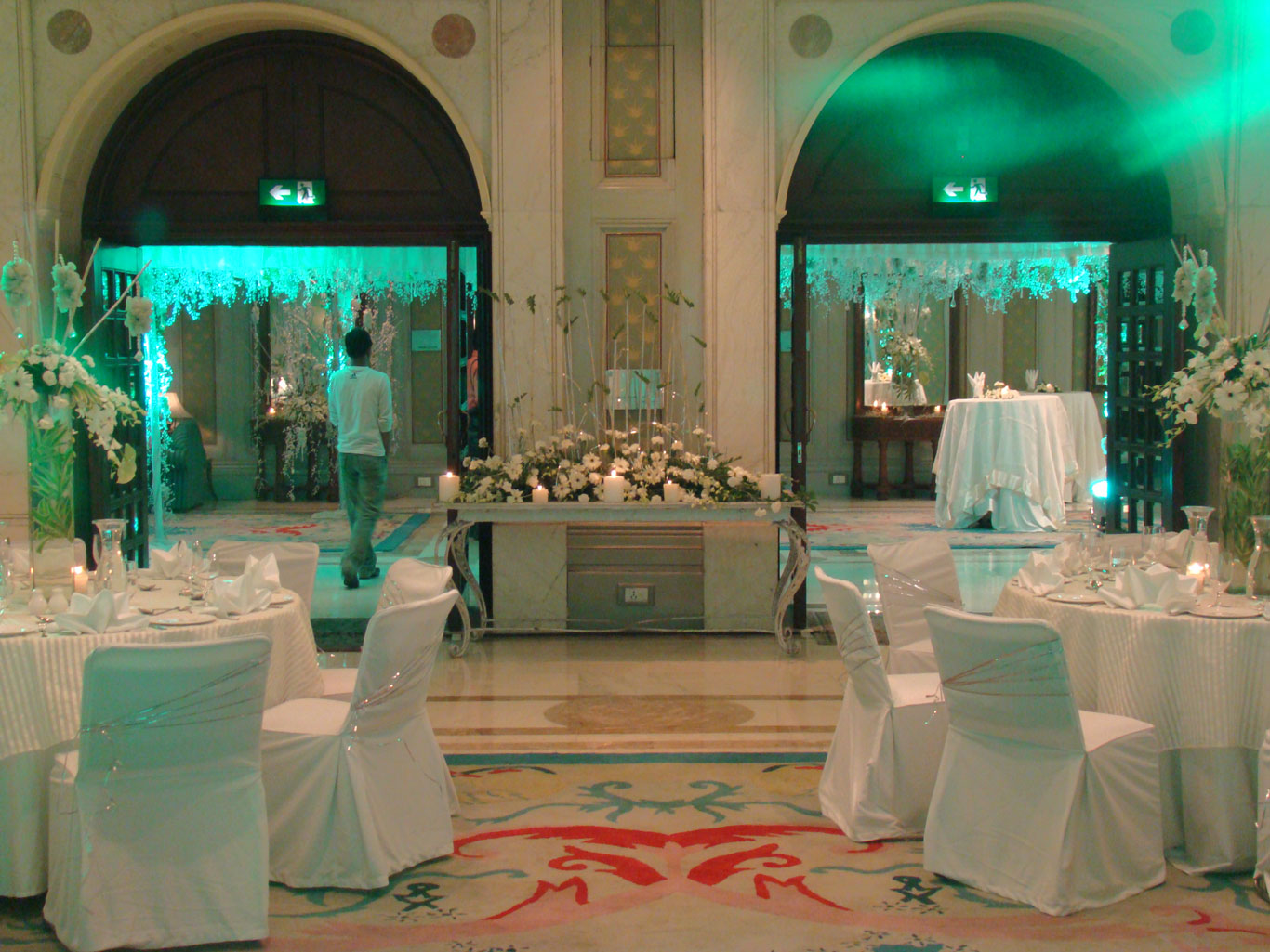 Wedding Ceramony Decoration  Hotel Maurya, New Delhi